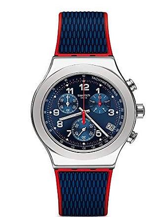 Swatch Relógio Swatch Secret Operation - YVS452