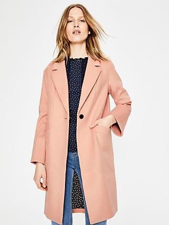 Boden Holywell Coat Antique Pink Women Boden