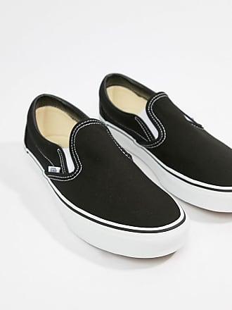 Vans Classic - Scarpe di tela nere senza lacci VEYEBLK - Nero 063c0f5fa61