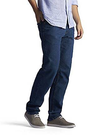 Lee Mens Regular Fit Straight Leg Jean, Orion, 30W x 36L