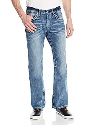 1d4de0b6067 Ariat Ariat Mens M4 Low Rise Boot Cut Jean, Coltrane Durango, 33x32
