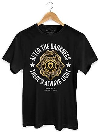 DC Comics Camiseta Gotham There´s Always Light