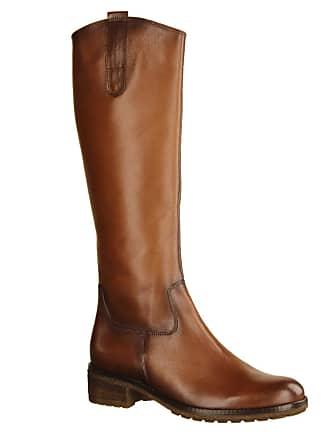 764e4db4d17 Gabor Long Boot - Slim Leg - Sheilds S - 91.618 6.5 TAN