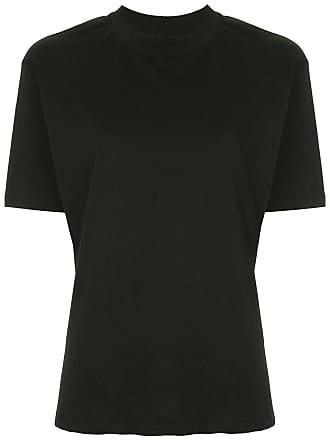 Thom Krom Camiseta gola alta - Preto
