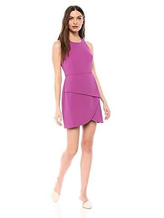 8d01b6808550 Bcbgmaxazria BCBGMax Azria Womens Ely Lace-Up Halter Dress