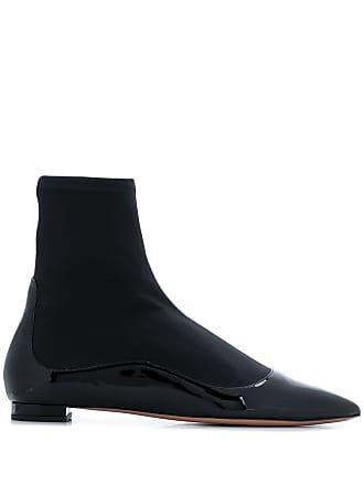 Aquazzura Ankle boot flat Zen - Preto