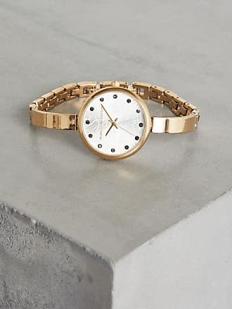 BCBGeneration Gold-Tone Cuff Watch
