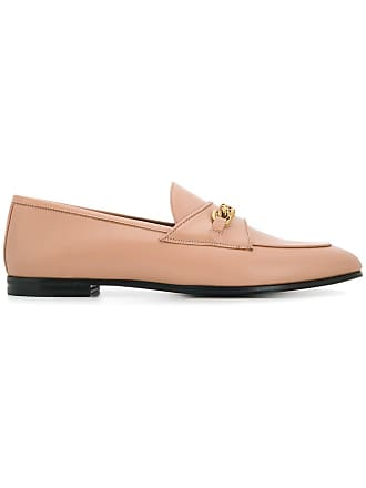 Tom Ford chain trim loafers - Neutrals