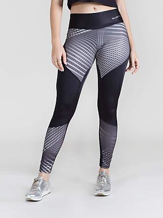 Surty Calça Legging Feminina Surty Linear Rounds