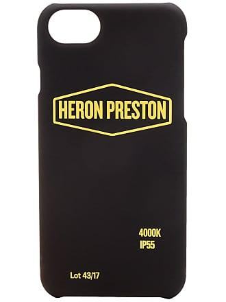 HPC Trading Co. Capa para iPhone 8 com logo - Preto