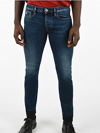 Armani EMPORIO 18 cm Slim Fit Jeans Größe 34