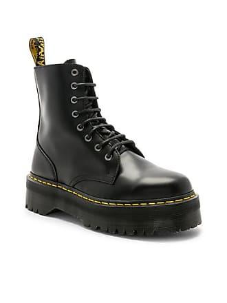 Dr. Martens Jadon Fusion Smooth Boot in Black