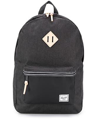 Herschel Heritage logo patch backpack - Preto