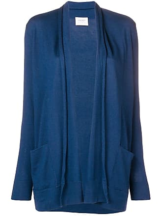 Snobby Sheep Cardigan de seda - Azul