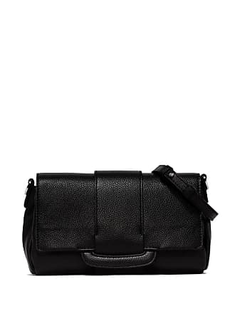 Gianni Chiarini charlotte medium black cross body bag