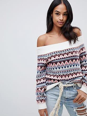 Abercrombie & Fitch fairisle sweater - Multi