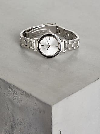 BCBGeneration Silver-Tone Bracelet Watch