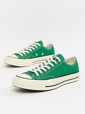 a8a4e9c1d2a7 Converse Chuck Taylor All Star 70 Ox Trainers In Green 161443C