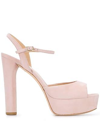 The Seller high platform sandals - Rosa