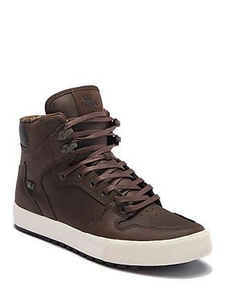Supra Vaider Suede High-Top Sneaker