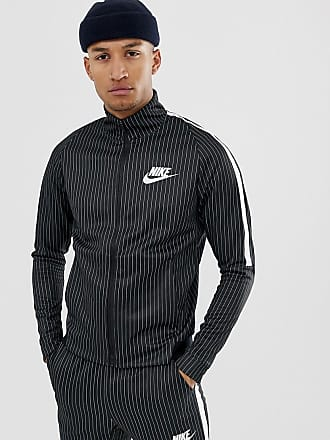 best website 2f308 933ca Nike Veste de survêtement à fines rayures - Noir BQ0675-010 - Noir