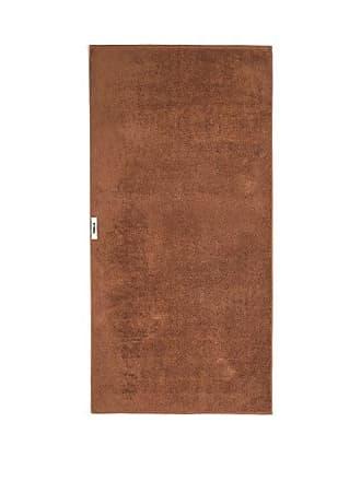 Tekla Organic-cotton Bath Towel - Brown