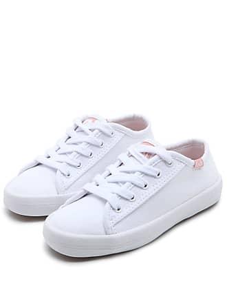 0c915871b Keds Tênis Keds Menina Champion Kids Colors Branco