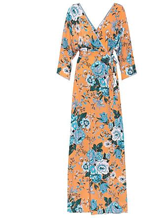 Diane Von Fürstenberg Printed silk dress