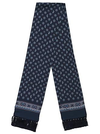 Dolce & Gabbana Echarpe estampada - Azul