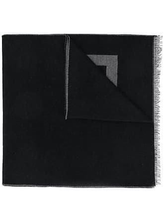 Givenchy logo scarf - Preto