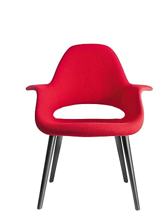 Vitra Organic Chair Red