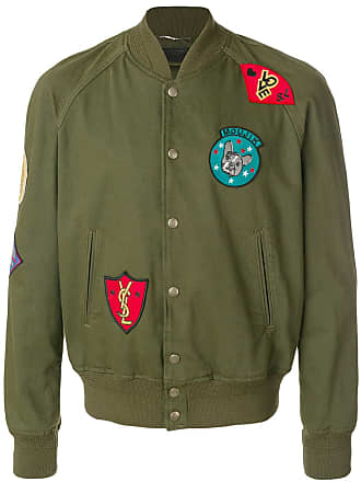 Verde Jaquetas Blouson  Compre com até −50%   Stylight 15682abf65
