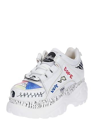 961c696db74 Buffalo Sneakers laag 1339-14 2.0 gemengde kleuren / wit