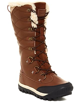1fc0dfda1 Bearpaw Isabella Genuine Sheepskin Lined Lace-Up Boot