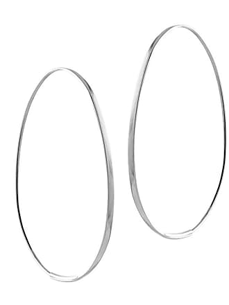 Lana Jewelry Bond Small Tear Hoop Earrings