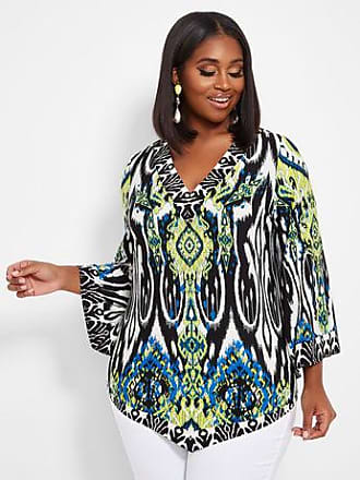 2dcc6edc71f35 Ashley Stewart Tops  Browse 269 Products up to −45%