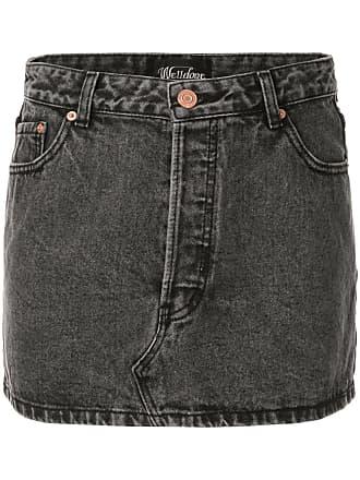 We11done Saia jeans - Preto