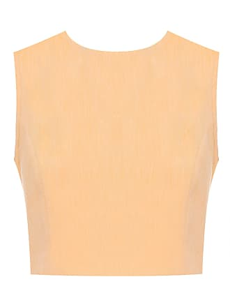Mixed TOP CROPPED EGG - AMARELO