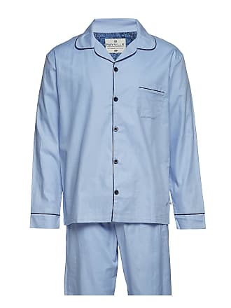 71ebbd3f763 Rayville Mick Pyjamas Solid - Navy Blue - S
