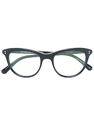 Oliver Peoples Armação de óculos Jardinette - Preto