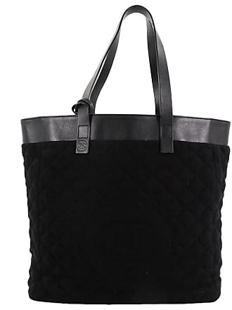 Chanel Reversible Cc Tote Terry Cloth And Quilted Nylon Large 136f4aa8be3f9
