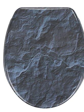 WENKO Tavoletta WC Slate Rock, WENKO