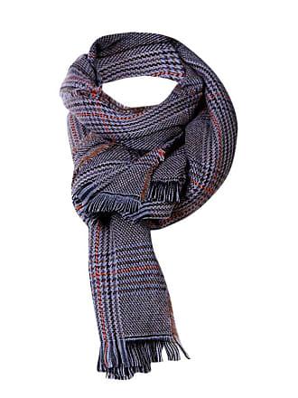 30fe51d23 Lazzboy Womens Scarf Shawl Warm Cashmere Autumn Winter Plaid Tassel Scarfs  Gift For Lover Accessories(
