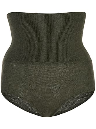 Khaite Short cintura alta - Verde