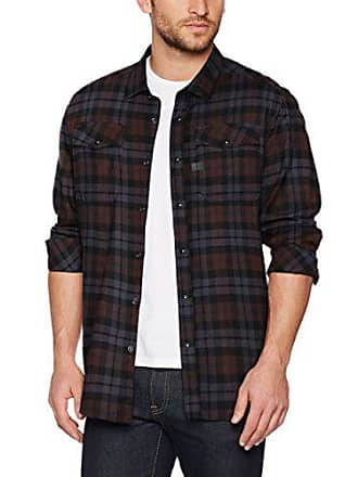 G-Star Landoh Shirt L s, Chemise Casual Homme, Multicolore Fig  d1b8f0e46bf8