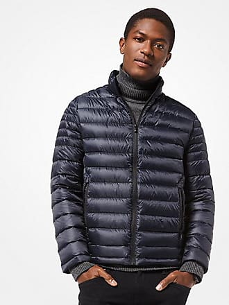 f259a2be014c Michael Kors Mens Quilted Nylon Packable Down Jacket
