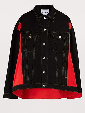 Koché Oversize denim jacket