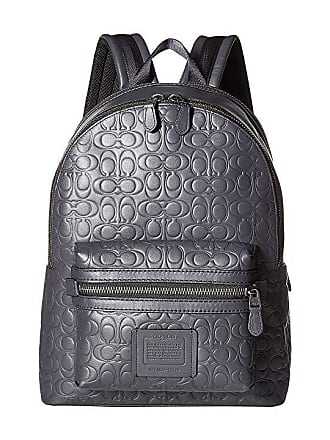 86f85215113b Coach Academy Backpack in Signature Leather (Blue) Backpack Bags