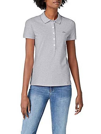 b49a77ac25 Lacoste PF7845 Polo, Gris (Argent Chiné), (Taille Fabricant : 38)