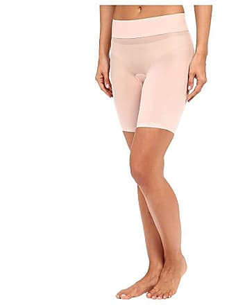 9fc8b802cc Wolford Sheer Touch Control Shorts (Rosepowder) Womens Lingerie